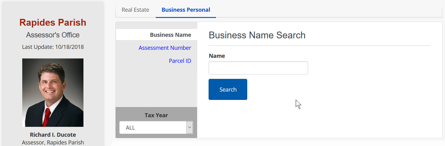 Business Personal Search